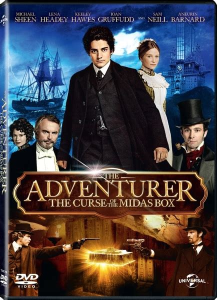 The Adventure: Curse of the Midas Box (DVD) - Movies & TV ...