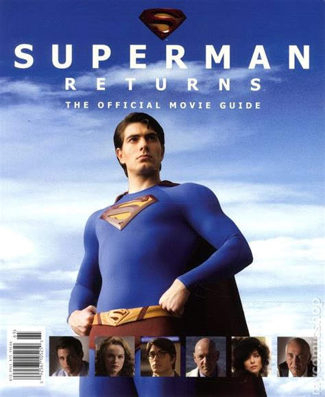 Superman Returns The Official Movie Guide SC (2006 TimeInc ...
