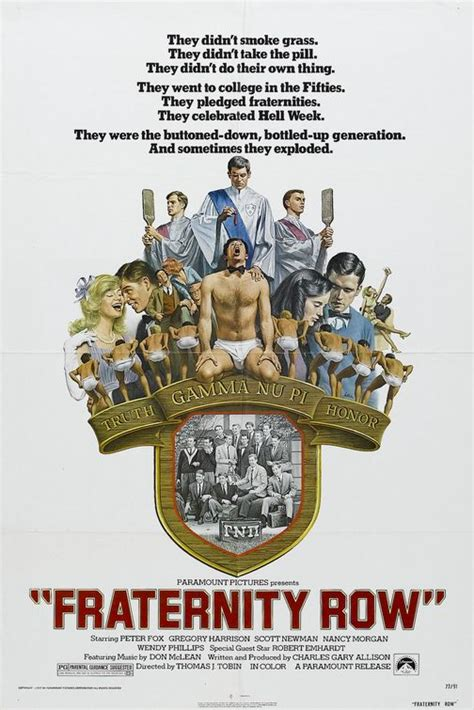 Fraternity Row (film)