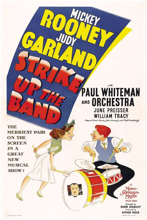 Strike Up the Band (film) - Wikipedia