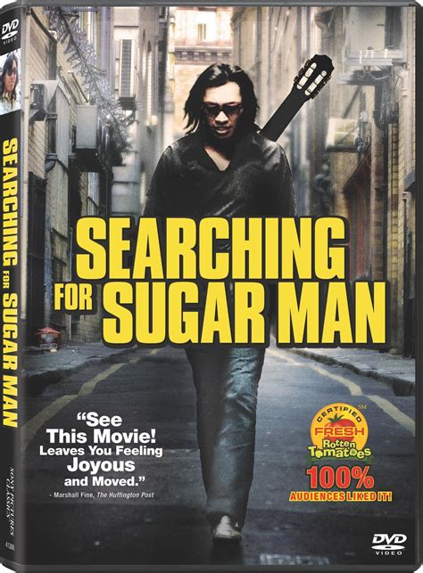 Searching for Sugar Man DVD Release Date January 22, 2013