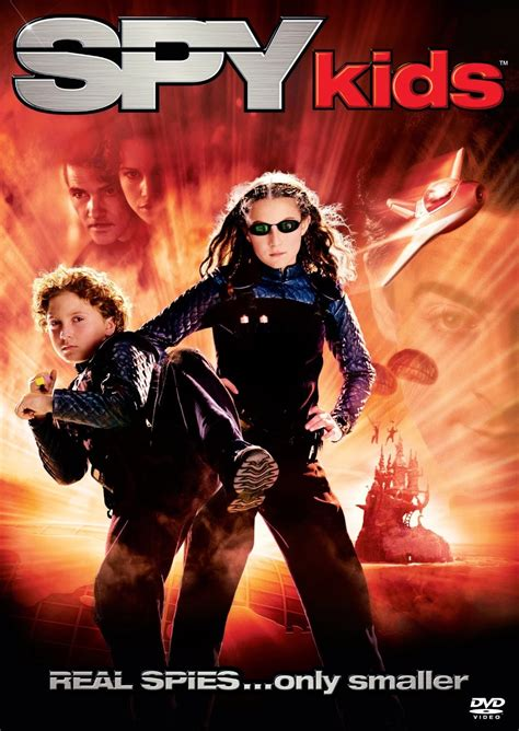 Tips from Chip: Movie – Spy Kids (2001)
