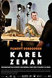 Film Adventurer Karel Zeman
