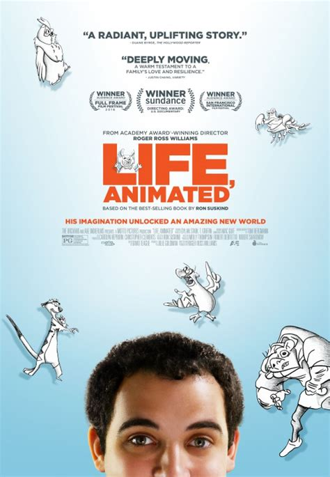 Life, Animated (2016) Movie Trailer | Movie-List.com