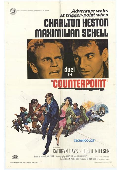 Counterpoint Movie Posters From Movie Poster Shop
