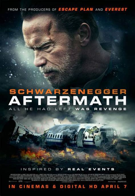 Aftermath (2017) Poster #1 - Trailer Addict