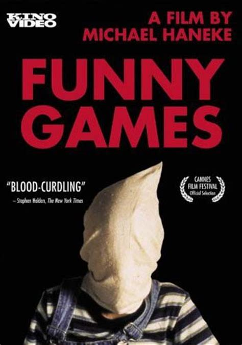 The reviews are in: Let the Funny Games begin! | Scanners ...
