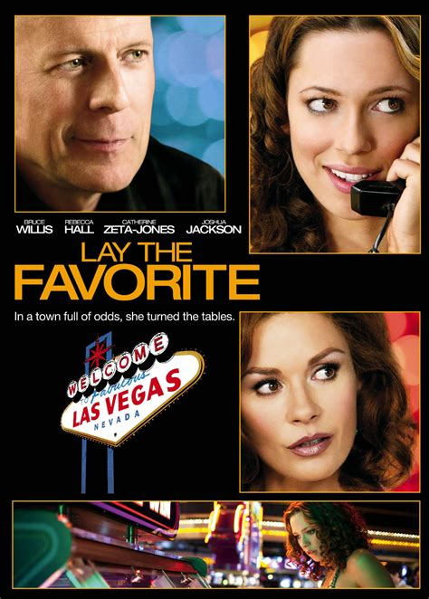 Lay the Favorite DVD Release Date March 5, 2013