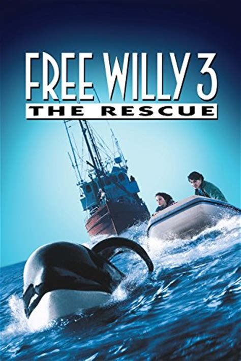 Free Willy 3: The Rescue Movie Trailer and Videos ...