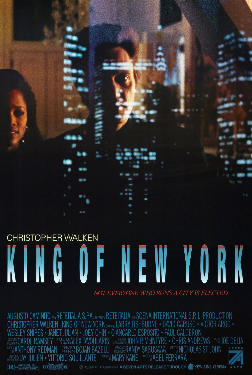 King of New York [1990]