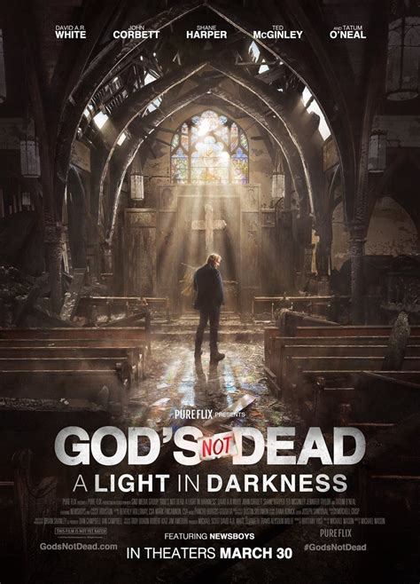 God's Not Dead: A Light in Darkness DVD Release Date ...