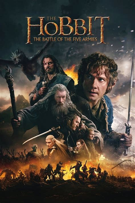 The Hobbit: The Battle of the Five Armies (2014) - Posters ...