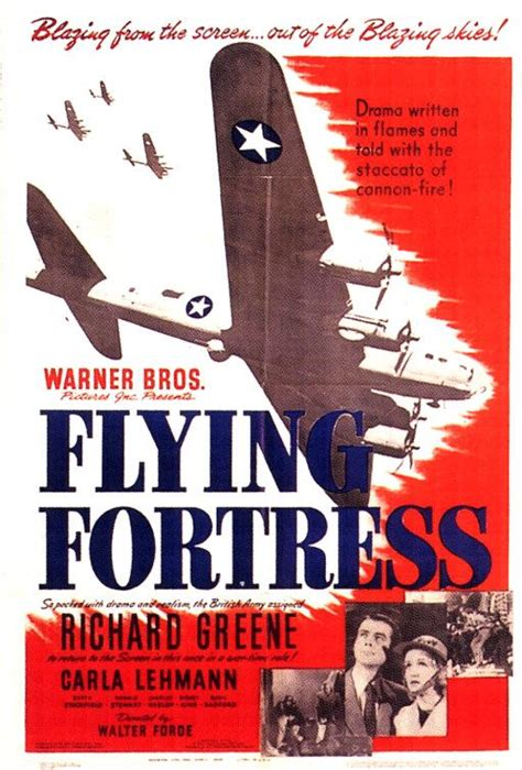 Flying Fortress Movie Poster - IMP Awards