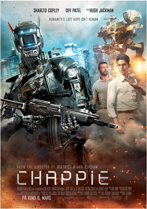 Chappie | Fred H