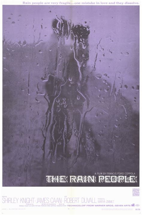 The Rain People Movie Posters From Movie Poster Shop