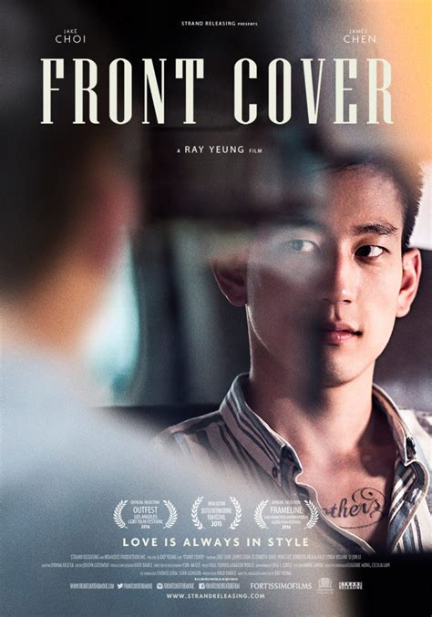 Gay Drama FRONT COVER Reveals Poster + Trailer + Release ...
