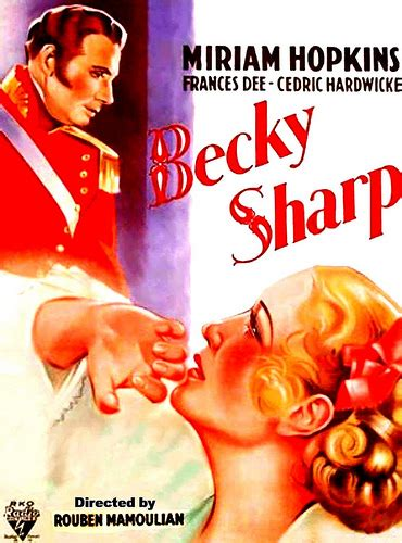 FilmFanatic.org » Becky Sharp (1935)