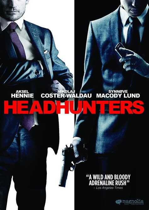 Headhunters DVD Release Date August 28, 2012
