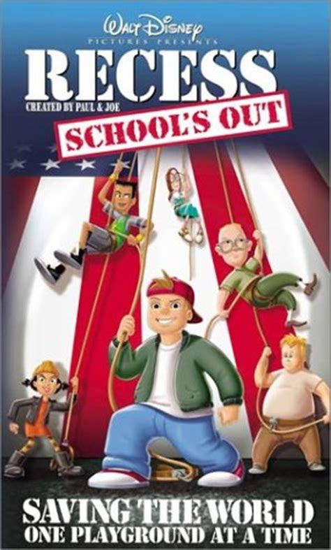 Recess: School's Out (2001) - IMDb