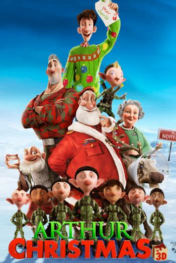 ARTHUR CHRISTMAS | British Board of Film Classification