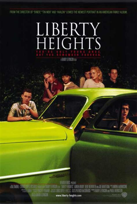 Liberty Heights Movie Posters From Movie Poster Shop