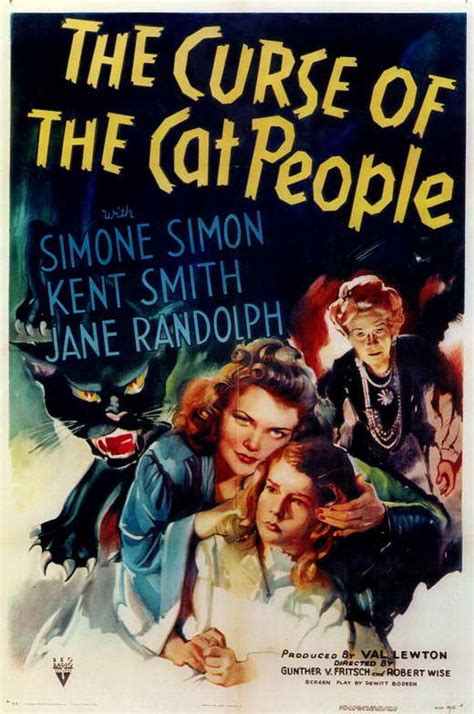 The Curse of the Cat People Movie Posters From Movie ...