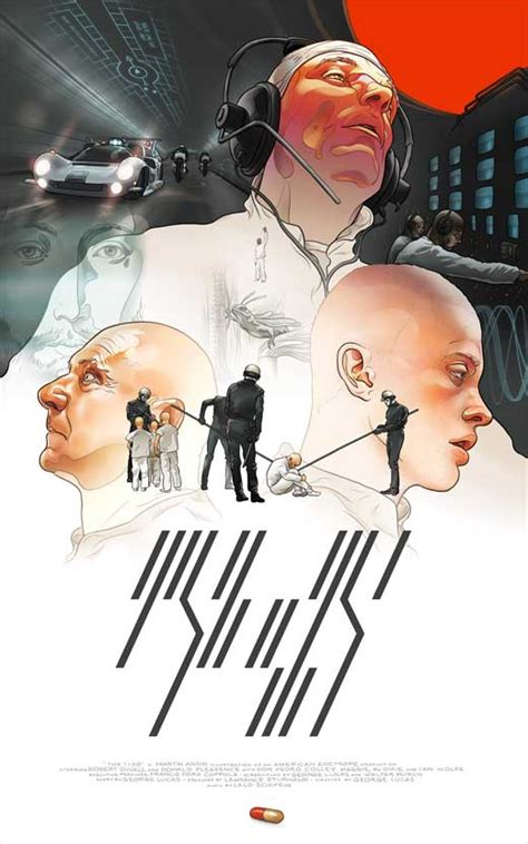 THX 1138 Movie Posters From Movie Poster Shop