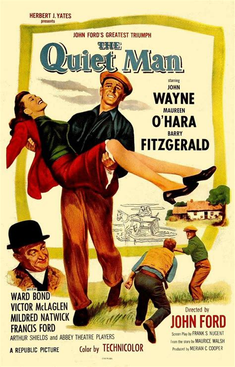 The Quiet Man 1952 | TV & Movies | Pinterest