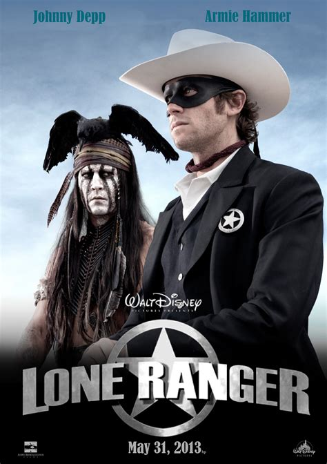 Lone Ranger 2013 Movie Poster | Flickr - Photo Sharing!