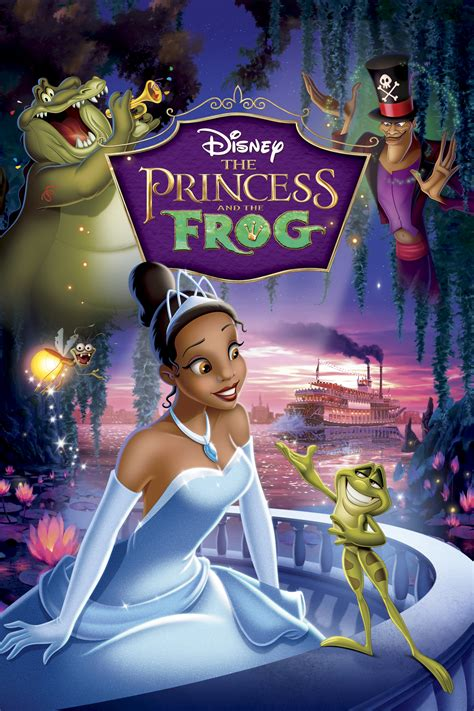 iTunes - Movies - The Princess and the Frog