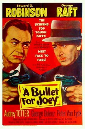 Overlooked Movies: A Bullet For Joey(1955) | Not The ...