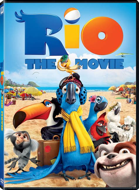 Rio DVD Release Date August 2, 2011