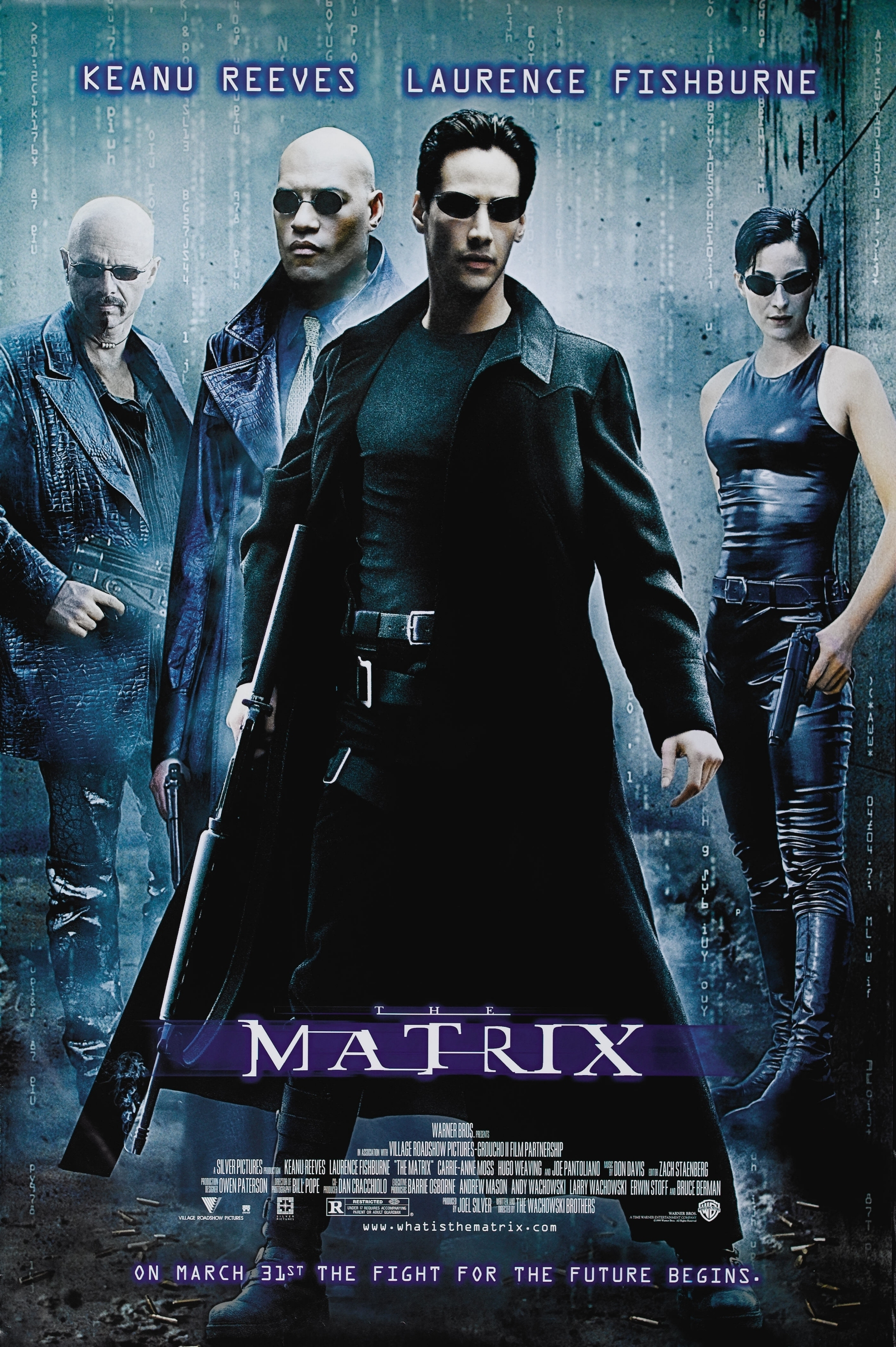 The Matrix [1999]