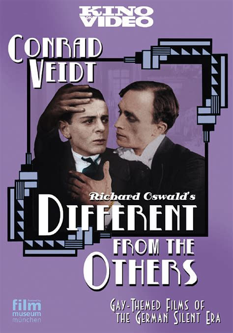Different from the Others (1919) | Garbo Laughs