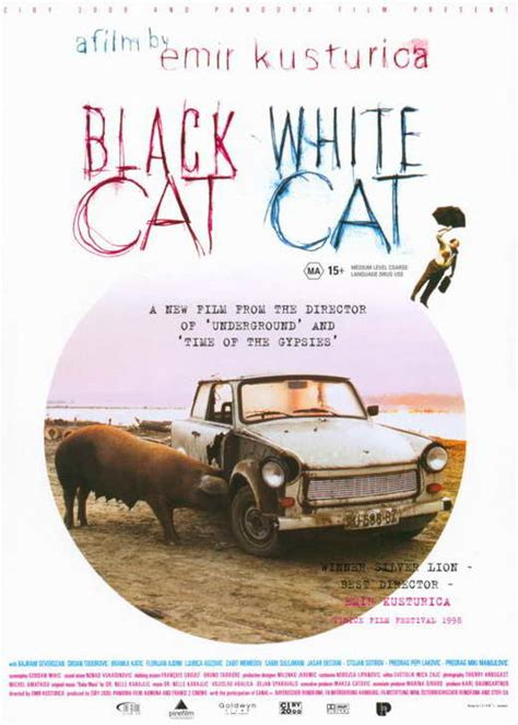 Black Cat, White Cat Movie Posters From Movie Poster Shop