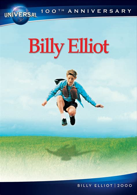 Billy Elliot DVD Release Date March 4, 2003
