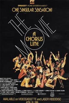 Download A Chorus Line (1985) YIFY Torrent for 720p mp4 ...