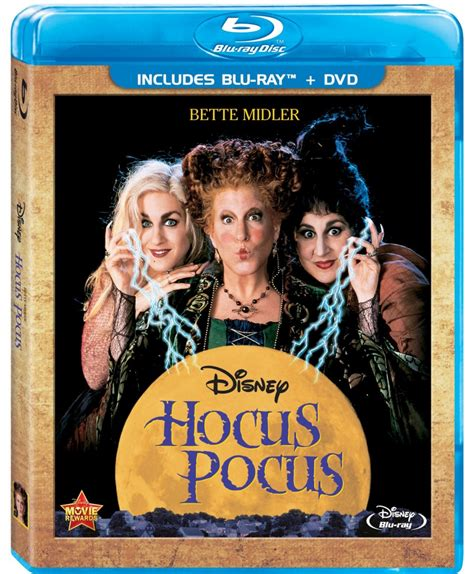 Hocus Pocus (Blu-ray Review) at Why So Blu?