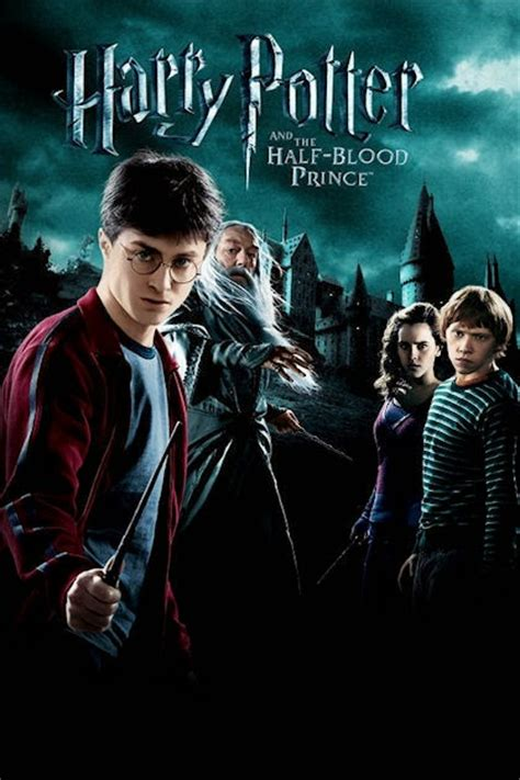 Mr. Movie: Harry Potter and the Half-Blood Prince (2009 ...