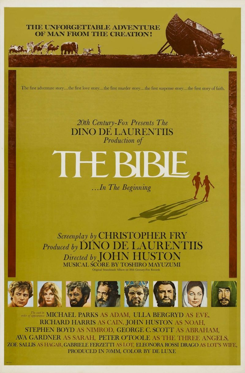 The Bible: In the Beginning... [1966]