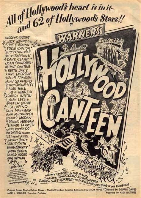 Martin Grams: A History of the Hollywood Canteen
