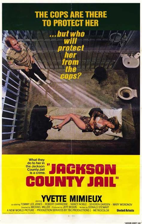 Jackson County Jail Movie Posters From Movie Poster Shop