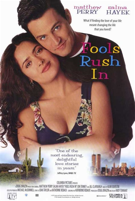 Fools Rush In Movie Posters From Movie Poster Shop