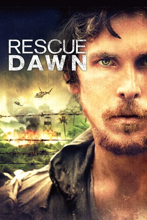 Rescue Dawn (2006) - Posters — The Movie Database (TMDb)