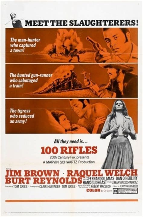100 Rifles Movie Review & Film Summary (1969) | Roger Ebert