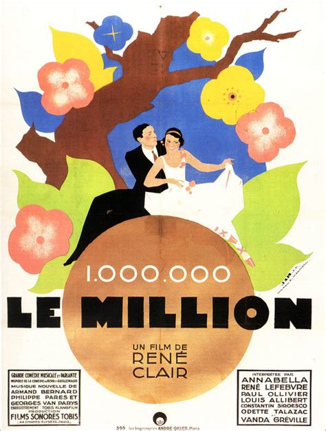 "Movie Poster of the Week: Jean Epstein's ""Les aventures de ..."