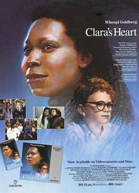 Clara's Heart Movie Posters From Movie Poster Shop