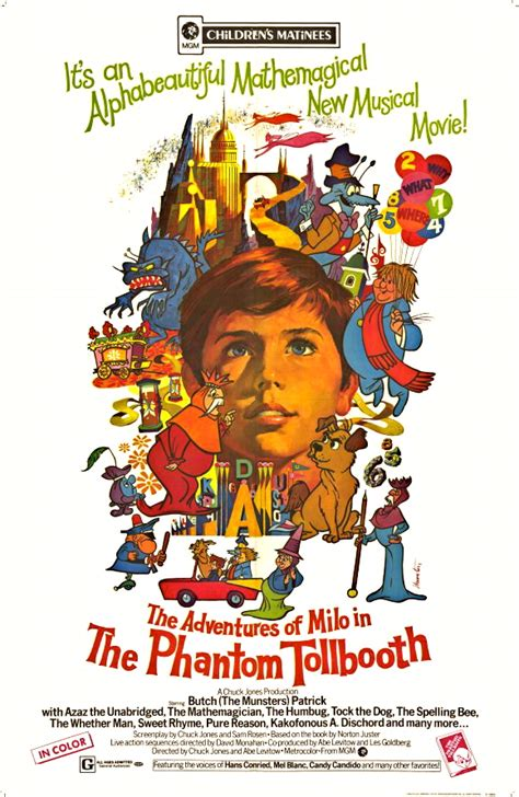 Every 70s Movie: The Phantom Tollbooth (1970)