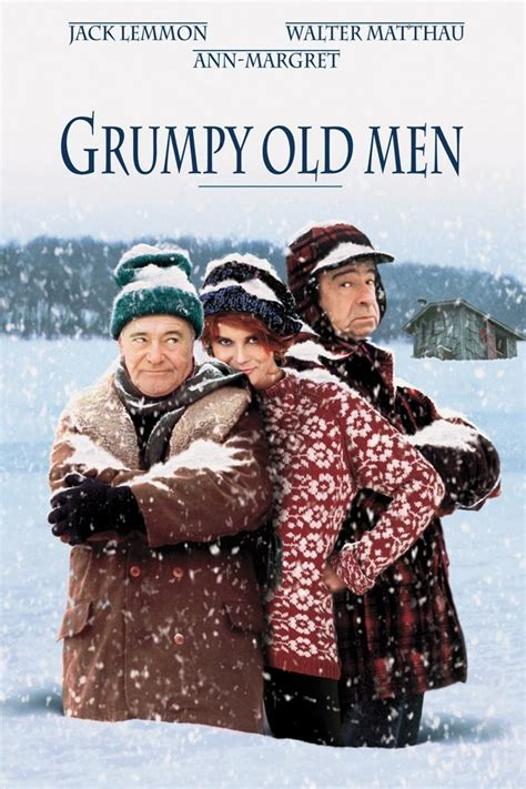 Grumpy Old Men (1993) - Rotten Tomatoes
