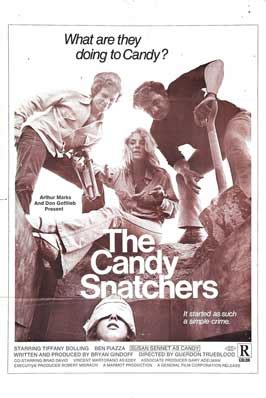 The Candy Snatchers Movie Posters From Movie Poster Shop